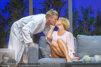 Bühnenfotos ´Boing Boing´ - Stadttheater Berndorf - Sa 21.07.2018 - Bühnenfotos zu Boing, Boing!, Festspiele Berndorf 201812