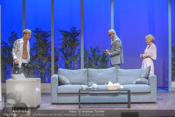 Bühnenfotos ´Boing Boing´ - Stadttheater Berndorf - Sa 21.07.2018 - Bühnenfotos zu Boing, Boing!, Festspiele Berndorf 201816