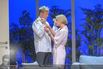 Bühnenfotos ´Boing Boing´ - Stadttheater Berndorf - Sa 21.07.2018 - Bühnenfotos zu Boing, Boing!, Festspiele Berndorf 201817