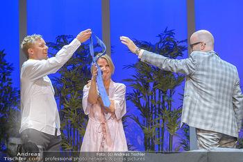 Bühnenfotos ´Boing Boing´ - Stadttheater Berndorf - Sa 21.07.2018 - Bühnenfotos zu Boing, Boing!, Festspiele Berndorf 201819