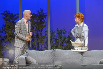 Bühnenfotos ´Boing Boing´ - Stadttheater Berndorf - Sa 21.07.2018 - Bühnenfotos zu Boing, Boing!, Festspiele Berndorf 201824