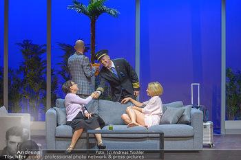 Bühnenfotos ´Boing Boing´ - Stadttheater Berndorf - Sa 21.07.2018 - Bühnenfotos zu Boing, Boing!, Festspiele Berndorf 201834