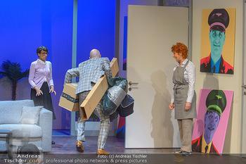 Bühnenfotos ´Boing Boing´ - Stadttheater Berndorf - Sa 21.07.2018 - Bühnenfotos zu Boing, Boing!, Festspiele Berndorf 201872