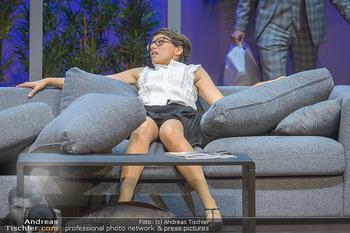 Bühnenfotos ´Boing Boing´ - Stadttheater Berndorf - Sa 21.07.2018 - Bühnenfotos zu Boing, Boing!, Festspiele Berndorf 201892