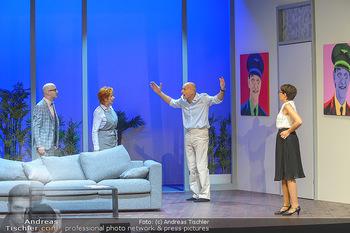 Bühnenfotos ´Boing Boing´ - Stadttheater Berndorf - Sa 21.07.2018 - Bühnenfotos zu Boing, Boing!, Festspiele Berndorf 201899
