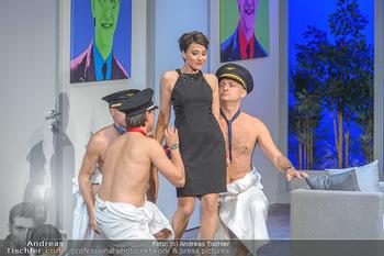 Bühnenfotos ´Boing Boing´ - Stadttheater Berndorf - Sa 21.07.2018 - Bühnenfotos zu Boing, Boing!, Festspiele Berndorf 2018128