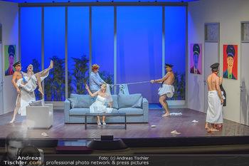 Bühnenfotos ´Boing Boing´ - Stadttheater Berndorf - Sa 21.07.2018 - Bühnenfotos zu Boing, Boing!, Festspiele Berndorf 2018145