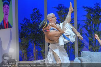 Bühnenfotos ´Boing Boing´ - Stadttheater Berndorf - Sa 21.07.2018 - Bühnenfotos zu Boing, Boing!, Festspiele Berndorf 2018147