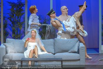 Bühnenfotos ´Boing Boing´ - Stadttheater Berndorf - Sa 21.07.2018 - Bühnenfotos zu Boing, Boing!, Festspiele Berndorf 2018149