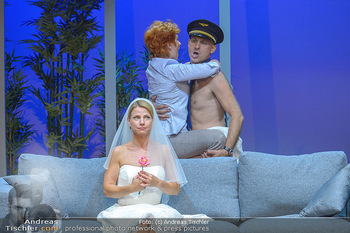 Bühnenfotos ´Boing Boing´ - Stadttheater Berndorf - Sa 21.07.2018 - Bühnenfotos zu Boing, Boing!, Festspiele Berndorf 2018154
