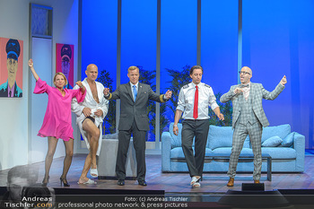 Bühnenfotos ´Boing Boing´ - Stadttheater Berndorf - Sa 21.07.2018 - Bühnenfotos zu Boing, Boing!, Festspiele Berndorf 2018232