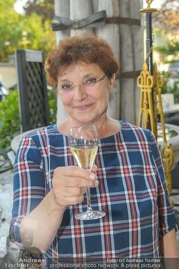 Geburtstag Pichowetz und Baumgartner - Marchfelderhof - Di 24.07.2018 - Monika BAUMGARTNER (Portrait)5
