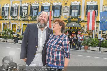 Geburtstag Pichowetz und Baumgartner - Marchfelderhof - Di 24.07.2018 - Monika BAUMGARTNER, Gerald PICHOWETZ7