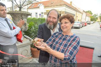 Geburtstag Pichowetz und Baumgartner - Marchfelderhof - Di 24.07.2018 - Monika BAUMGARTNER, Gerald PICHOWETZ11