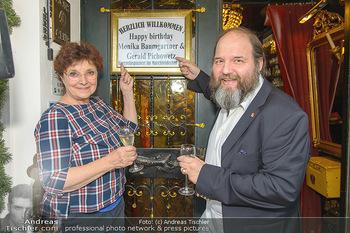 Geburtstag Pichowetz und Baumgartner - Marchfelderhof - Di 24.07.2018 - Monika BAUMGARTNER, Gerald PICHOWETZ12