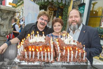 Geburtstag Pichowetz und Baumgartner - Marchfelderhof - Di 24.07.2018 - Gerhard BOCEK, Monika BAUMGARTNER, Gerald PICHOWETZ13