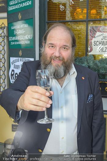 Geburtstag Pichowetz und Baumgartner - Marchfelderhof - Di 24.07.2018 - Gerald PICHOWETZ (Portrait)19