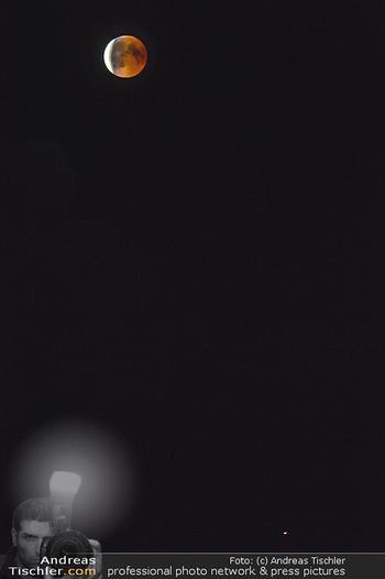 Mondfinsternis - Planet Erde - Fr 27.07.2018 - Mondfinsternis - Mond, Sonne, Erde, Mars, Milchstraße, Himmel, 16