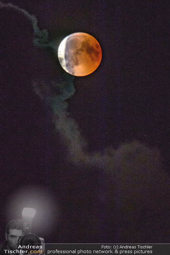 Mondfinsternis - Planet Erde - Fr 27.07.2018 - Mondfinsternis - Mond, Sonne, Erde, Mars, Milchstraße, Himmel, 20