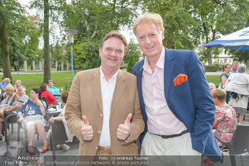 Premiere Boeing Boeing - Stadttheater Berndorf - Do 02.08.2018 - Ronnie GUTHARC, Albert FORTELL6