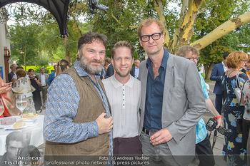 Premiere Boeing Boeing - Stadttheater Berndorf - Do 02.08.2018 - Martin LEUTGEB, Markus FREISTÄTTER, Alexander JAGSCH15