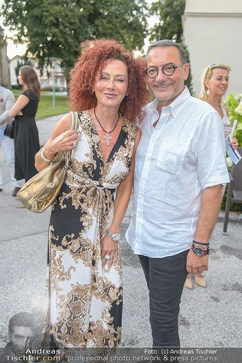 Premiere Boeing Boeing - Stadttheater Berndorf - Do 02.08.2018 - Christina LUGNER, Heinz STIASTNY29