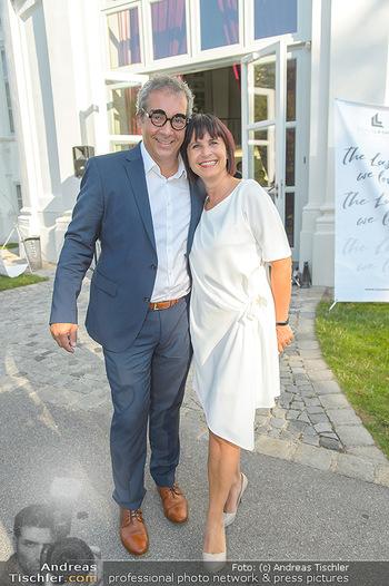 10 Jahre Luxus Lashes - Palais Schönburg - Fr 03.08.2018 - Robert LETZ, Marion FINGER13