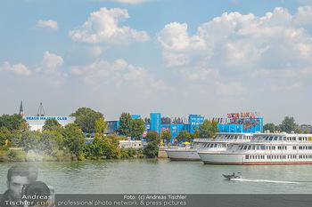 Beachvolleyball - Donauinsel Wien - Sa 04.08.2018 - Stadion auf der Donauinsel, Schulschiff2