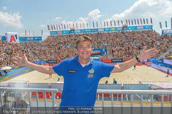 Beachvolleyball - Donauinsel Wien - Sa 04.08.2018 - Hannes JAGERHOFER8