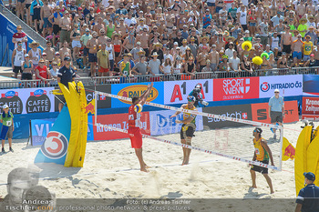 Beachvolleyball - Donauinsel Wien - Sa 04.08.2018 - 24
