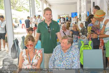 Beachvolleyball - Donauinsel Wien - So 05.08.2018 - Richard LUGNER, Clemens TRISCHLER13