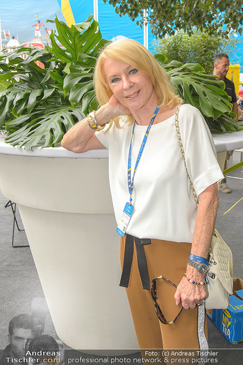 Beachvolleyball - Donauinsel Wien - So 05.08.2018 - Gerda ROGERS18