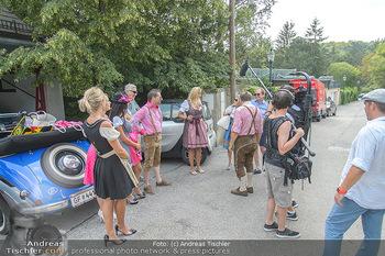 Lugners Gartenparty - Lugner Privatvilla - Di 07.08.2018 - 21