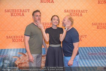 Kinopremiere Sauerkrautkoma - Village Cinemas - Do 09.08.2018 - Lisa Maria Potthoff, Sebastian BEZZEL, Simon SCHWARZ17