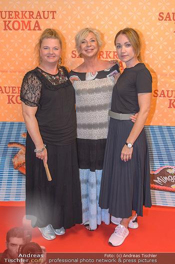 Kinopremiere Sauerkrautkoma - Village Cinemas - Do 09.08.2018 - Lisa Maria Potthoff, Rita FALK, Ulrike BEIMPOLD20