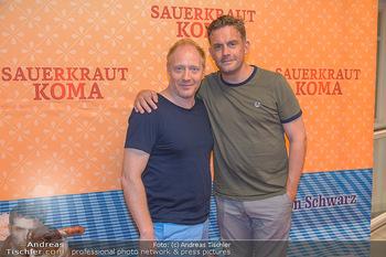 Kinopremiere Sauerkrautkoma - Village Cinemas - Do 09.08.2018 - Simon SCHWARZ, Sebastian BEZZEL23