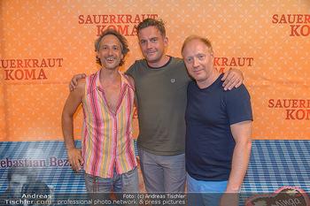 Kinopremiere Sauerkrautkoma - Village Cinemas - Do 09.08.2018 - Michael OSTROWSKI, Simon SCHWARZ, Sebastian BEZZEL25