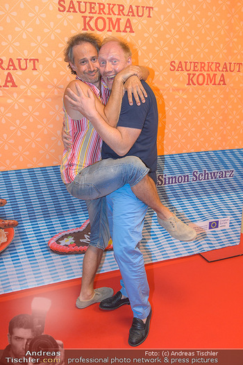 Kinopremiere Sauerkrautkoma - Village Cinemas - Do 09.08.2018 - Michael OSTROWSKI, Simon SCHWARZ30