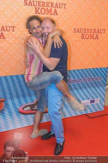 Kinopremiere Sauerkrautkoma - Village Cinemas - Do 09.08.2018 - Michael OSTROWSKI, Simon SCHWARZ31