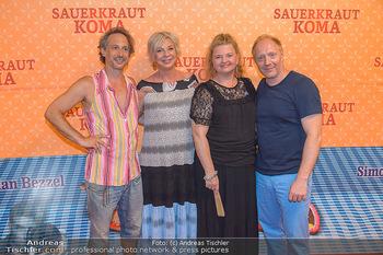 Kinopremiere Sauerkrautkoma - Village Cinemas - Do 09.08.2018 - Michael OSTROWSKI, Rita FALK, Ulrike BEIMPOLD, Simon SCHWARZ33