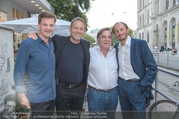´Grüner wirds nicht´ Kinopremiere - Stadtkino Wien - Mi 22.08.2018 - Elmar WEPPER, florian GALLENBERGER, Benjamin HERMANN, Luca VERHO1