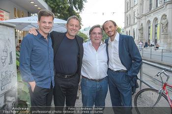 ´Grüner wirds nicht´ Kinopremiere - Stadtkino Wien - Mi 22.08.2018 - Elmar WEPPER, florian GALLENBERGER, Benjamin HERMANN, Luca VERHO9