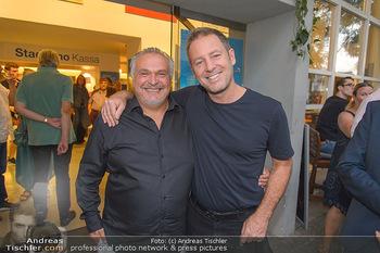 ´Grüner wirds nicht´ Kinopremiere - Stadtkino Wien - Mi 22.08.2018 - Florian GALLENBERGER (Regisseur), Jockel TSCHIERSCH (Autor)18