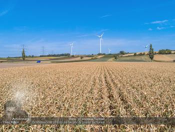 Hitze und Dürre - Niederösterreich - Do 23.08.2018 - Klimawandel Dürre Hitzewelle Hitzeperiode Landwirtschaft vertro3