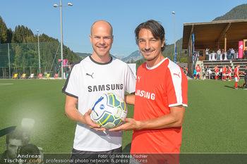 Samsung Charity Cup - Alpbach - Di 28.08.2018 - Ivica VASTIC, Johnny ERTL1