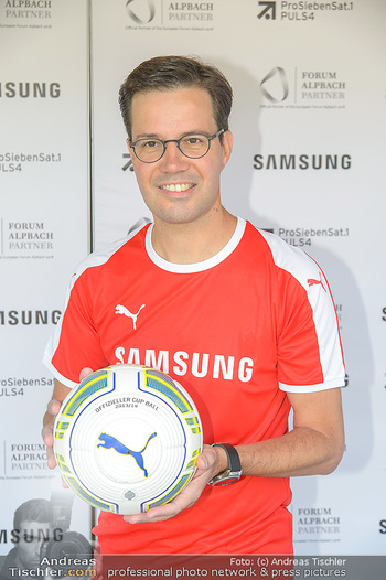 Samsung Charity Cup - Alpbach - Di 28.08.2018 - Marvin PETERS22