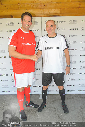 Samsung Charity Cup - Alpbach - Di 28.08.2018 - 28