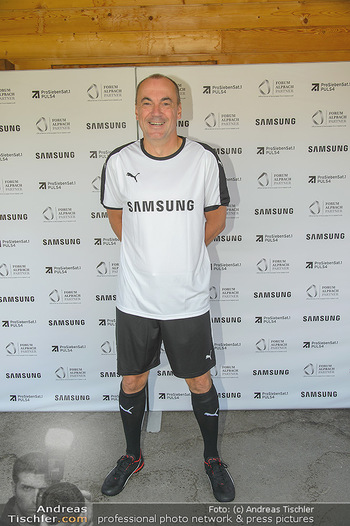 Samsung Charity Cup - Alpbach - Di 28.08.2018 - 29