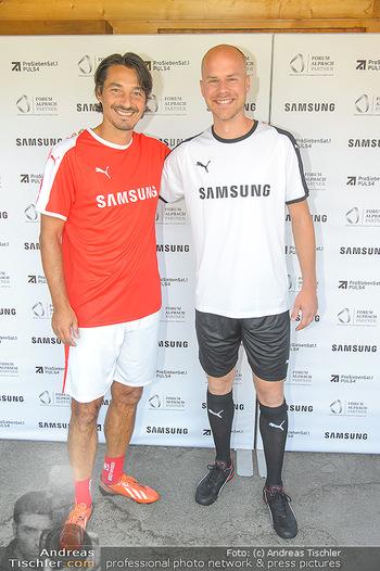Samsung Charity Cup - Alpbach - Di 28.08.2018 - Ivica VASTIC, Johnny ERTL62