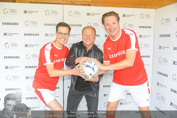 Samsung Charity Cup - Alpbach - Di 28.08.2018 - Harry PRÜNSTER, Michael STIX, Marvin PETERS66